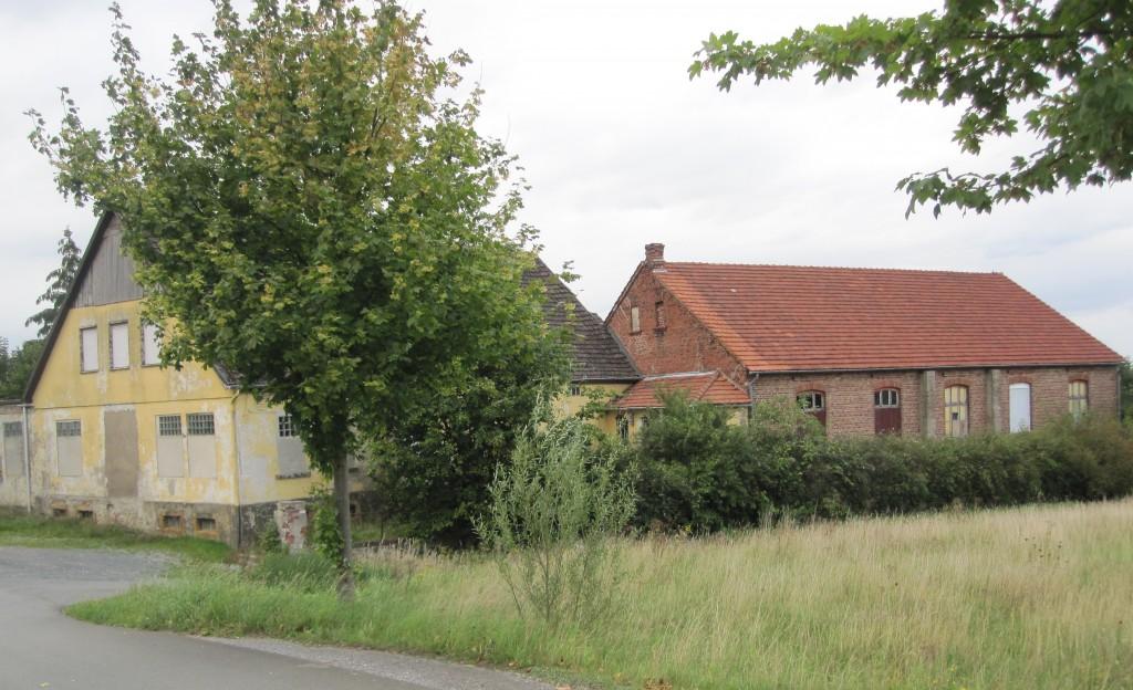 Clubhaus in Billinghausen (bis ca. 2012)
