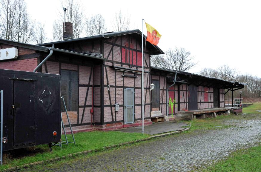 Clubhaus in Ehlenbruch (bis Sommer 2015)